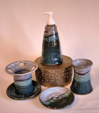 Green Glaze Combination