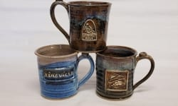 medallion mugs