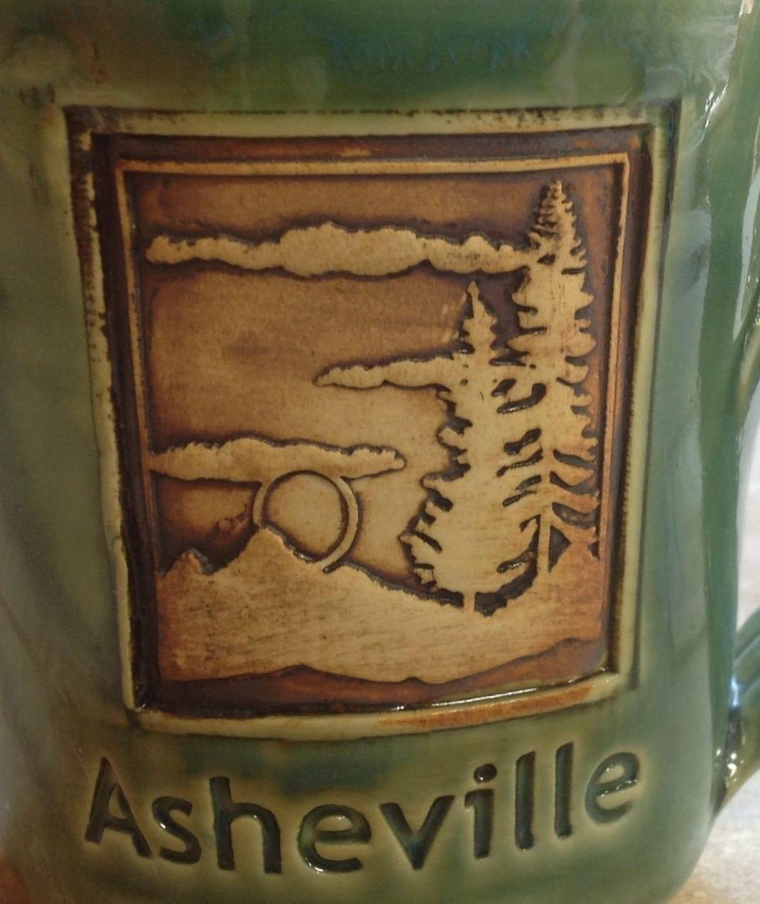 New Custom Logo Mugs Including Asheville Mugs
