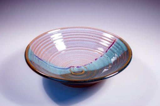 Medium Serving Bowl Green