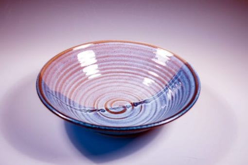 Medium Serving Bowl Sky