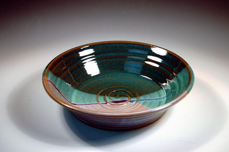 Handmade Ceramic Serving Bowl  Dish