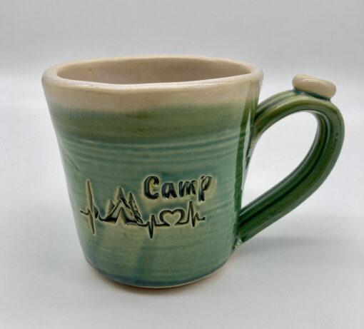 Loving Life Camp Mug