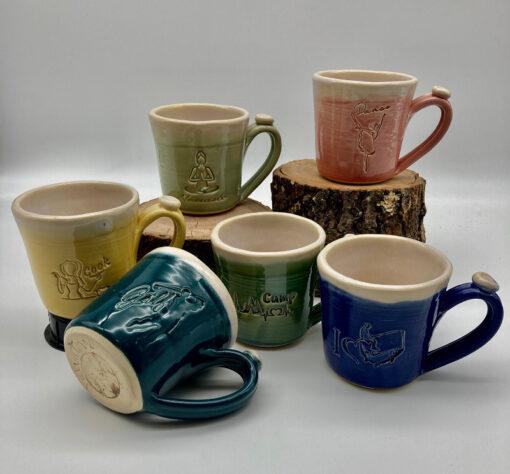 Loving Life various mugs