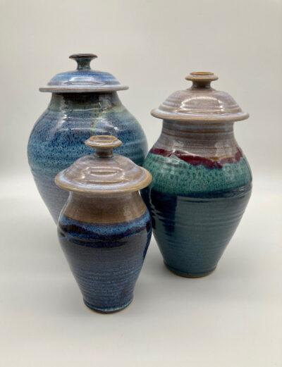 urns 3 sizes
